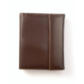 Kerouac Case for Kindle 2: Chocolate Brown Leather