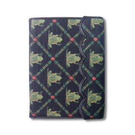 "Austen Cover for Kindle 2 (Fits 6"" Display Latest Generation Kindle)- Frog Print"