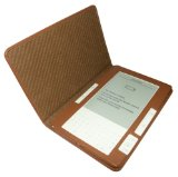 Piel Frama Amazon Kindle 2 (6-inch) Premium Leather Case (Tan)